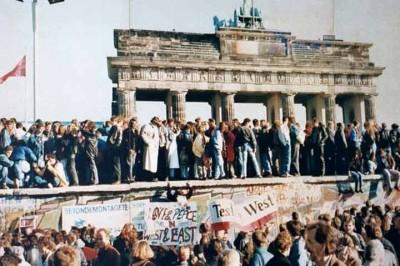 Se cumplen 28 años de la caída del Muro de Berlín