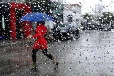 Fuertes lluvias y vientos provocado por el Frente Frío número 9
