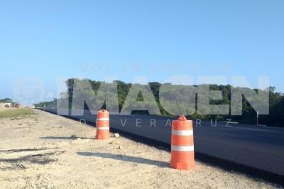 Avanza la construcción de la autopista Tuxpan - Tampico