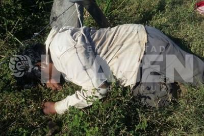Muere mayoral en rancho de exalcalde de Soconusco