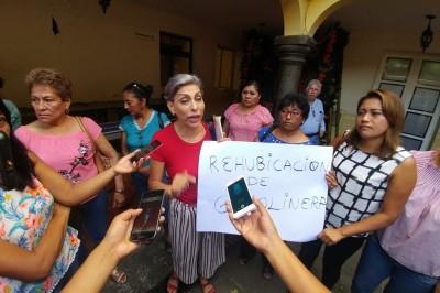 Desaparece mujer que encabeza movimiento contra construcción de gasolinera en Papantla