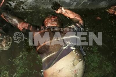 Identifican cuerpo hallado en Alvarado