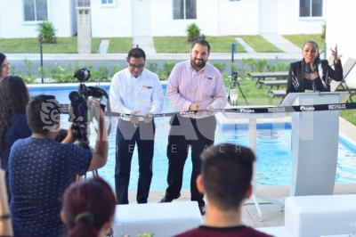 Desarrollo exitoso: Presentan Privada Arrecife del Fraccionamiento Las Palmas