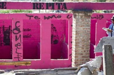 'La Gallera', el sitio donde 'El Pozolero' disolvió 300 cuerpos