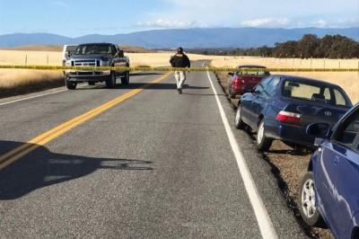 Atacante de California estaba bajo fianza; mató a su mujer
