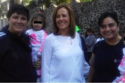 Margarita Zavala rechaza a familia homoparental