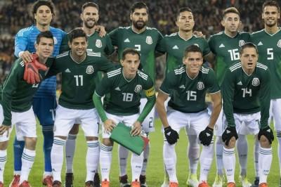 México enfrentará a Bosnia en el primer partido del 2018