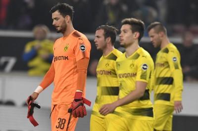 El Borussia Dortmund cae ante el Stuttgart y se asoma al abismo