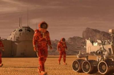Posible pisar Marte, pero difícil vivir ahí, afirma física espacial