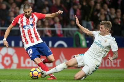 Atlético y Real Madrid se anulan y se distancian del Barcelona