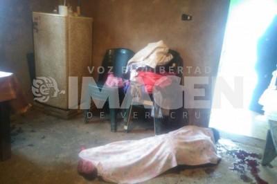 Un hombre y un jovencito fueron asesinados en Chiconquiaco