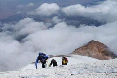 Fallece estadounidense  en el Pico de Orizaba