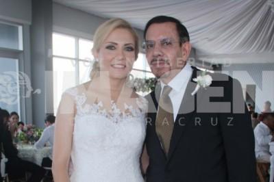 Por la ley del hombre : Ingrid Mora Forsbach y Oscar Rodríguez Hernández unieron sus vidas