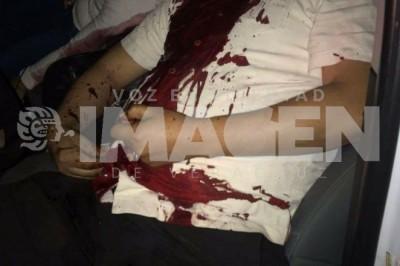 ¡Asesinan al alcalde de Ixhuatlán de Madero!