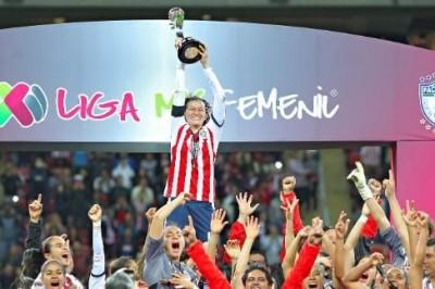 Chivas son las primeras campeonas de la Liga Femenil MX