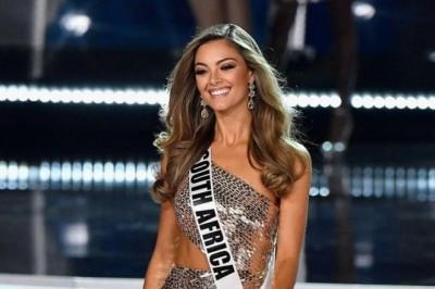 Conoce a  Demi-Leigh Nel-Peters, la nueva Miss Universo (FOTOS)