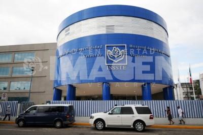 Área de urgencias del ISSSTE Veracruz trabaja sin médicos