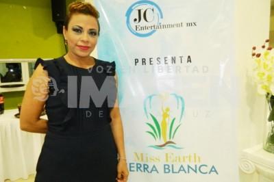 Buscan la corona :Presentan a prensa candidatas Miss Earth TB 2017