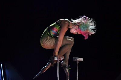 El gran espectáculo del Cirque du Soleil