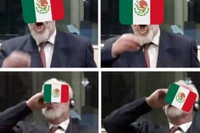 Los mejores memes después de ver el grupo que le tocó a México
