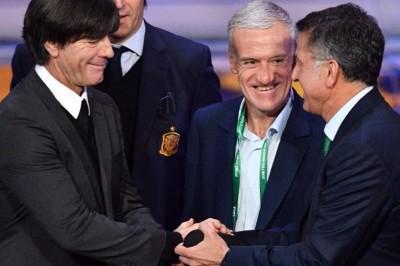 Osorio feliz por enfrentar a Alemania