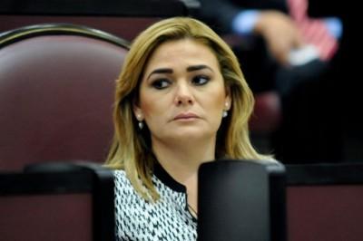 Se sigue politizando...Tribunal niega amparo a Maryjose Gamboa