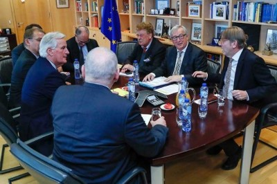 Falla acuerdo sobre primera fase del Brexit