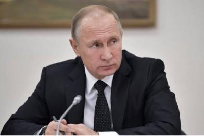 Confirma Putin que buscará la reelección en 2018