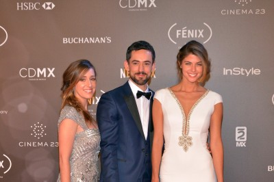 Ana de la Reguera, Alfonso Herrera, Christian Meier y más famosos en los Premios Fénix 2017