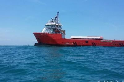 El barco Antares garantizó el pago de los daños al sistema arrecifal Lobos-Tuxpan