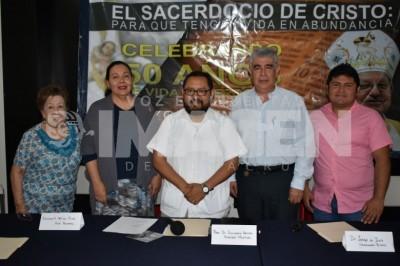 Primer congreso teólogico en veracruz: Se llevará a cabo los días 7, 8 y 9 de diciembre
