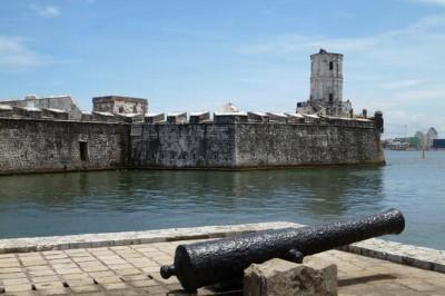 Se retomarán los recorridos en lancha a San Juan de Ulúa en 2018