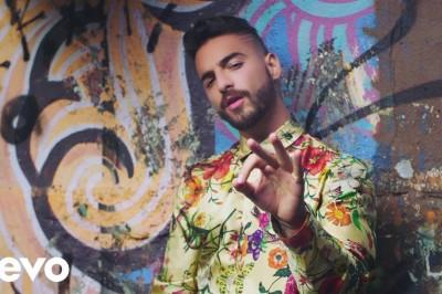 """Maluma arriesga su vida durante filmación del videoclip """"Corazón"""""""