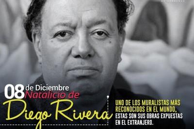 Obras más famosas de Diego Rivera