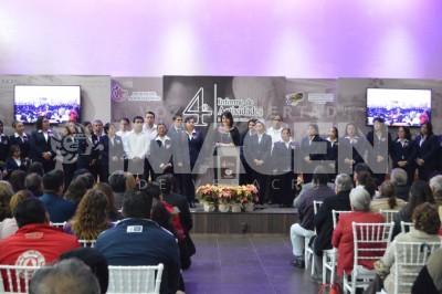 Se lleva a cabo el informe de labores del DIF de Ixtaczoquitlán