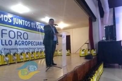 Se lleva a cabo el último de los foros programados por el alcalde electo de Tuxpan