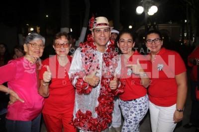 Tilingo Lingo:Rey del Carnaval de Veracruz 2018