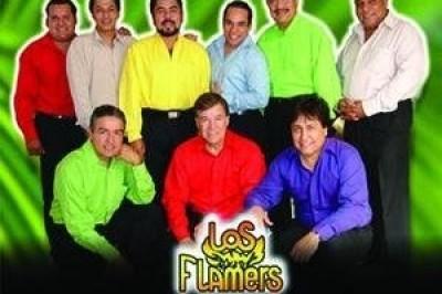 Los Flamers sufren accidente automovilístico