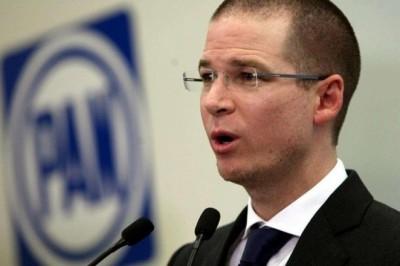 Renuncia Ricardo Anaya a dirigencia del PAN