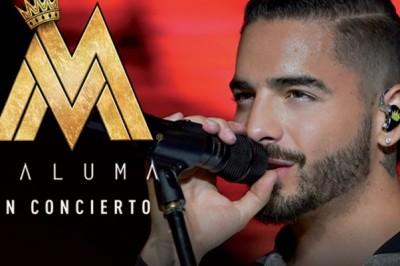 Se retrasa concierto de Maluma en Veracruz