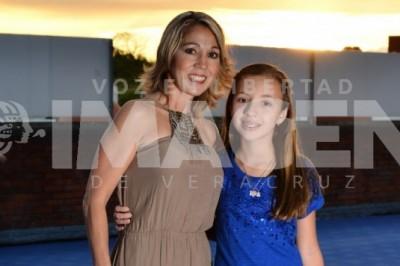 Fiesta sobre ruedas: Erika Ariza Fernández celebró 12 años en compañía de sus amigos