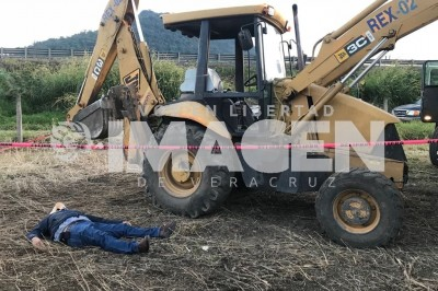 Trabajador asesina a asaltante en Ixtaczoquitlán