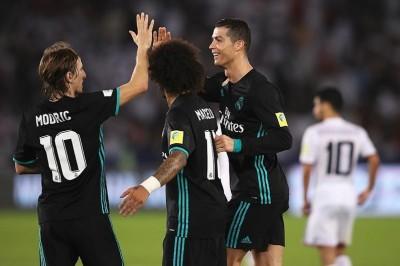 El Real Madrid roza la humillación ante Al Jazira pero pasa a final del Mundial