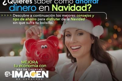 ¿Quieres saber cómo ahorrar dinero en Navidad?