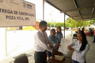 Reemplazan a coordinador de UPAV en Papantla