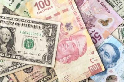 El dólar alcanza de nuevo los 20 pesos
