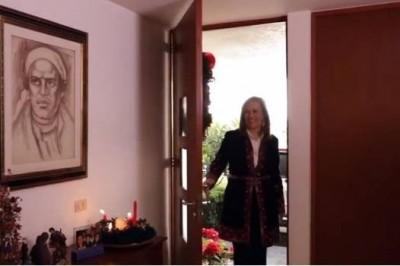 Deseo alegría y esperanza al México que somos: Zavala