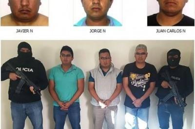 Presuntos secuestradores de doctor Gerardo Ahued fueron vinculados a proceso