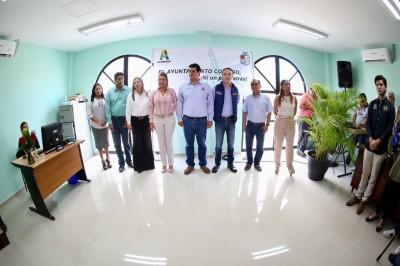 Inauguran nuevo edificio del DIF