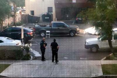 Tiroteo deja un muerto y varios heridos en Long Beach